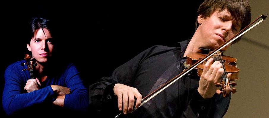 Joshua Bell at Mccallum Theatre