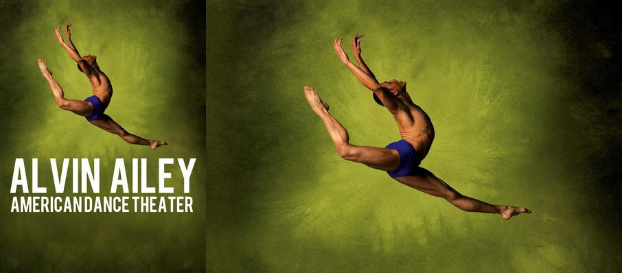 Alvin Ailey American Dance Theater at Mccallum Theatre