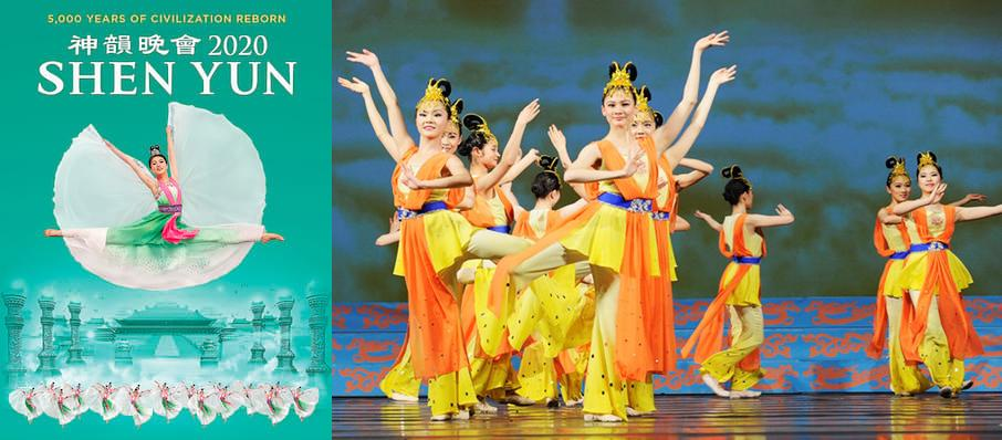 Shen Yun Performing Arts at Mccallum Theatre