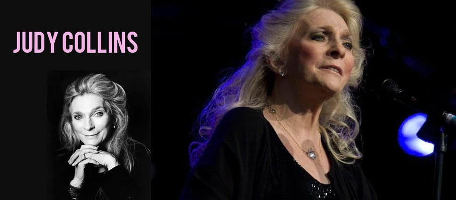 Judy Collins at Mccallum Theatre