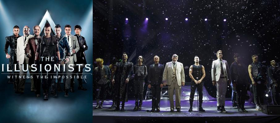 The Illusionists at Mccallum Theatre
