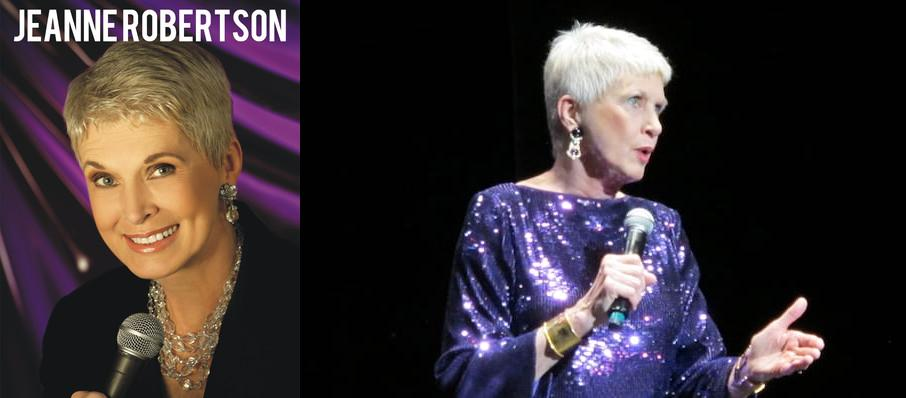 Jeanne Robertson at Mccallum Theatre