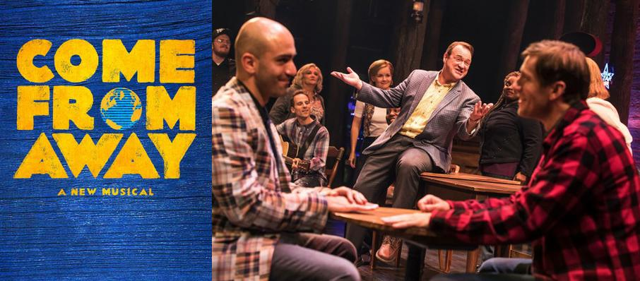Come From Away at Mccallum Theatre