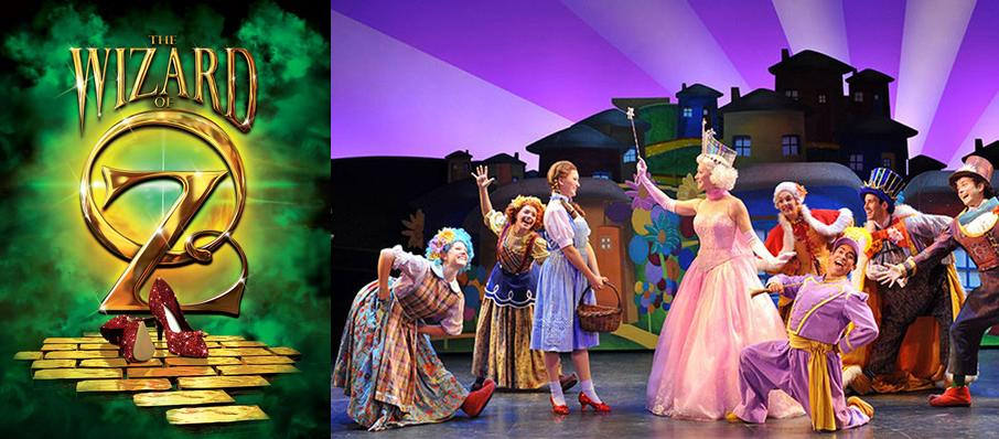 The Wizard of Oz at Mccallum Theatre