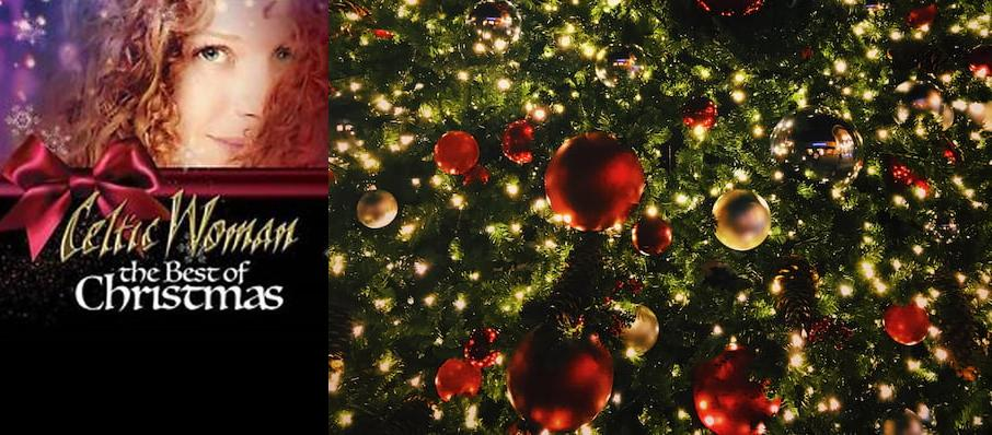Celtic Woman - Best Of Christmas at Mccallum Theatre