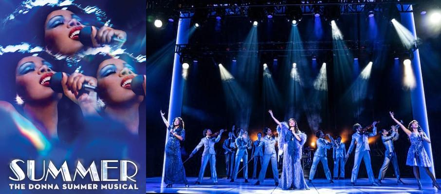 Summer: The Donna Summer Musical at Mccallum Theatre