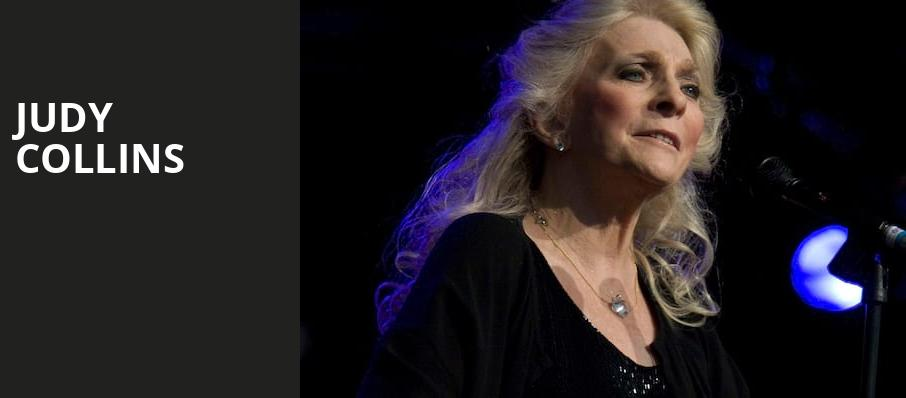Judy Collins, Mccallum Theatre, Palm Desert