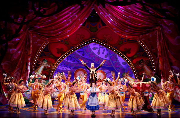 Disney's Beauty And The Beast dates for your diary